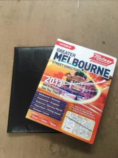2013 MELWAYS Directory