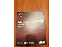 ASUS Rog Maximus VII Ranger, LGA 1150/Socket H3, Intel (90MB0IE0-M0EAY0) Motherboard