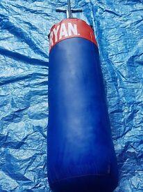 3ft Punch Bag and 2 sets of gloves