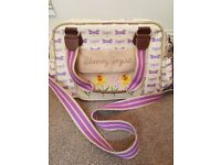 Yummy mummy bag (purple)