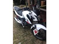 Honda CB125F - 65 Plate - Perfect for Learners