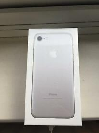 Brand New Apple iPhone 7 32gb Silver - £520 ono