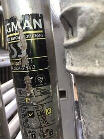 BOSS YOUNGMAN SCAFFOLD TOWER 3T DOUBLE 6.2M X 1.8M