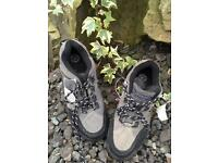 Brand new walking shoes size 8