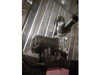 Heavyduty drill and breaker