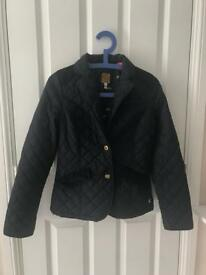 Joules Ladies Quilted Jacket size 6