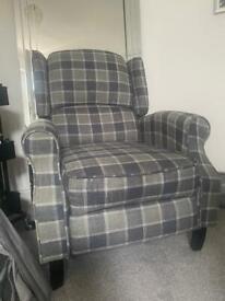 Armchair £50