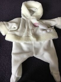 Baby annabell dolls Christmas Day outfit