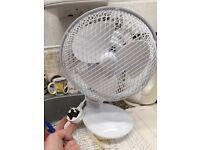 Desk Fan - electrical