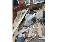 Rubbish removals (fully licenced) cheaper than a skip man and van