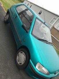 Peugeot 106! Automatic! Swaps!