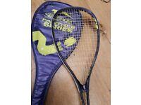 Free Squash Racquet. Slazenger Panther Series