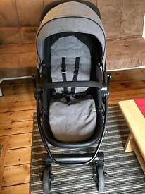 Graco Evo Pushchair Slate Grey Excellent Condition, Very Clean, Ready To Use