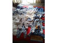 bundle o to 3months boys clothes