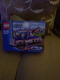 Lego City 60056 tow truck bnib