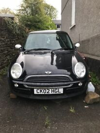 Black Mini one 2002