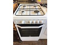 Indesit gas cooker around six months old as new