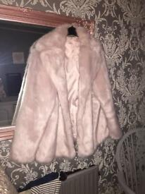 Marksand spencer faux fur jackets