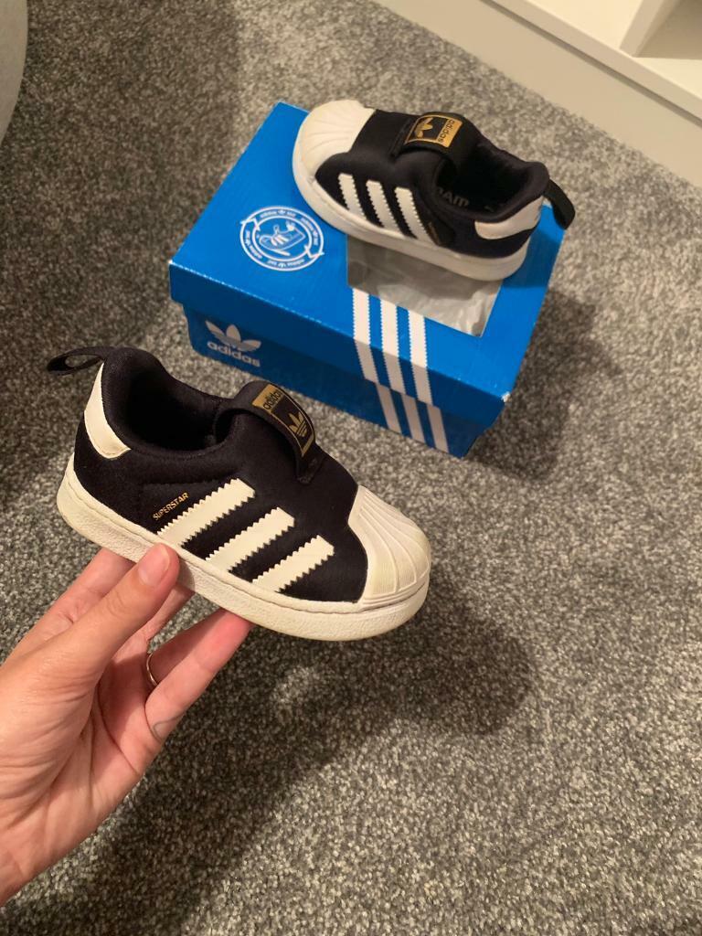 Adidas superstar 360 | in Chaddesden, Derbyshire | Gumtree