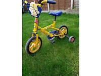 Kids bike for 2-4 years old