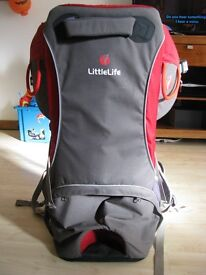 Little life baby carrier Cross country S3