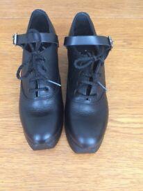 Irish Dancing Heavy Jig Shoes size 6