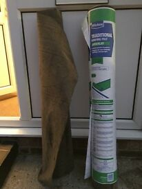 Roof Underlay for sale £15