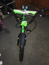 Kawasaki 16inch kids bike