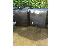 IBC 1000 LITRE CUBES FOR SALE