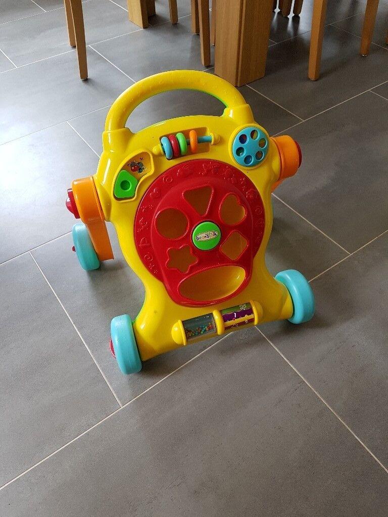 Beanstalk baby walker (free)