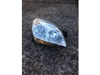 Astra h 2008 clear drivers headlight vgc 07594145438