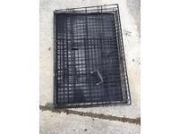 Medium large dog crate