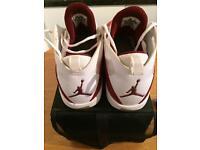 Nike Jordan basketball boots