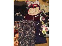 Bundle of size 16 women's clothing