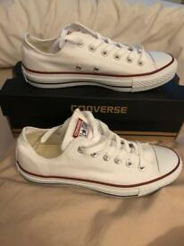 CONVERSE * All Star Ox Optic White * Size 5 Unisex