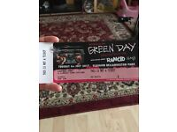 Independence Day Green Day tickets
