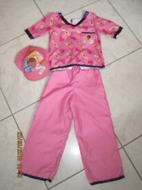 DISNEY McSTUFFINS 3 PIECE OUTFIT - LOVELY! Age 5-6 - REDUCED TO ONLY £4 TODAY!