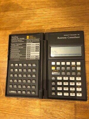Taschenrechner Hewlett-Packard HP 18C