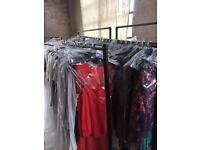 Wholesale women's clothing mixed sizes job lots
