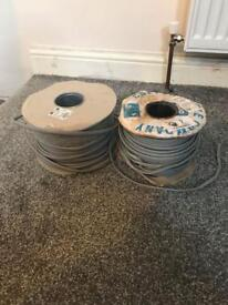 2.5 and 1.5 electrical cable