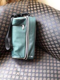 WINE/CHAMPAYNE/GLASSES INSULATED BAG