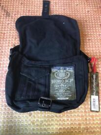 Superdry designer side bag new with tags