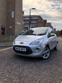 Ford ka 1.2 with a new mot