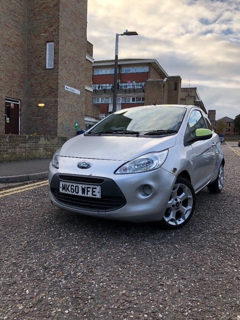Ford ka 1.2 with a new mot