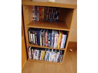 Ikea book shelves/ DVD shelves