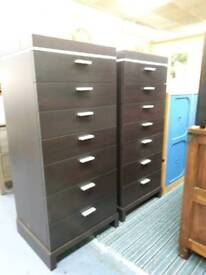 Top quality french gautier 7 drawer chests