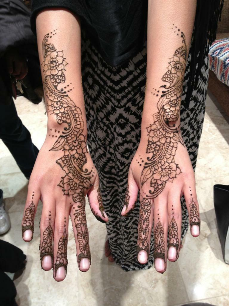 Professional Henna Tattoo Artists For Hire In Austin: Professional Henna/ Mehndi Artist