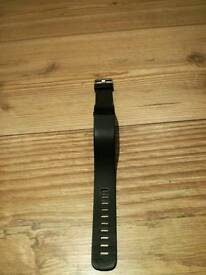 Fitbit Charge HR, Black, Large, w/charger
