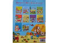 Richard Scarry children's book collection / bundle