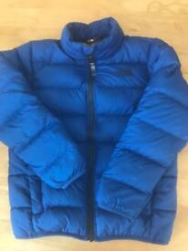 Boys The North Face winter coat